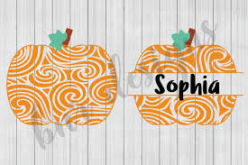 Set of 12 halloween svg digital download files for use with silhouette and cricut cutting machines. Fall Svg Halloween Svg Pumpkin Svg Svg Files Dxf Files 128294 Svgs Design Bundles