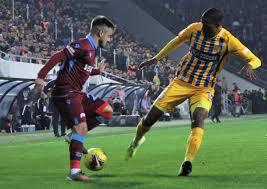 MKE Ankaragücü 0-3 Trabzonspor (Ankaragücü, Trabzonspor maçı kaç kaç bitti)