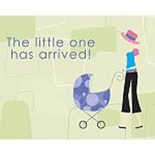 Baby Announcement Cards Baby Announcement Cards Mod Mom Design