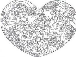 Small Picture 140 best Hearts to Color images on Pinterest Coloring books