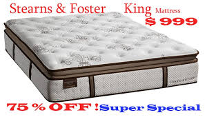 stearns and foster. Brilliant Stearns And Foster Mattress American Dream Store Miami Company