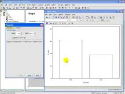 Spss Apa Chart Template Creating A Bar Chart In Spss With Apa Styling