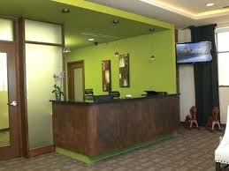 dental office reception freemco