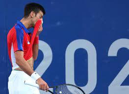 Novak Djokovic verliert Bronze-Spiel ...
