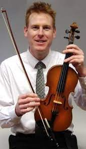 Chris Large and Violin - Nantwich News