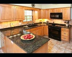 kitchens with dark countertops kitchen backsplash dark countertops