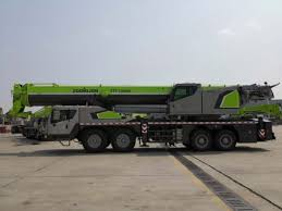 Zoomlion 150 Ton Heavy Truck Crane Qy150v633