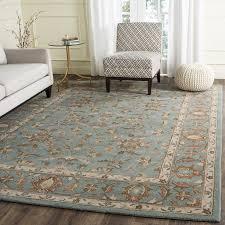 safavieh heritage blue blue rugs hg969a