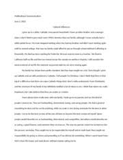 communicat multicultural communication vt page  3 pages cultural background essay