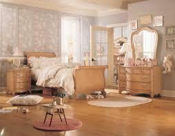 Oak Bedroom Vanity Furniture Vintage Oak Wood Bedroom Furniture With White Fur Rug