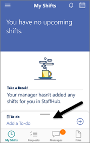 office to do list manager manage to do lists for your teams on microsoft staffhub office 365