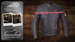 indian motorcycles freeway leather jacket review