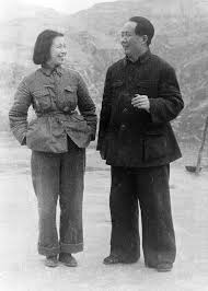 cso sounds stories acirc cso violist li kuo chang reflects the life jiang quig and mao zedong madame and chairman mao in 1945 photo