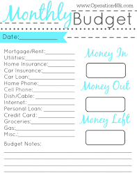 Student Budget Planner 20 New Years Free Printables 2018 Holidays New Years