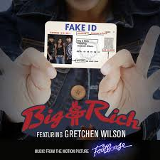 amp; On Wilson Rich Song Id A Big feat Gretchen Wilson By Spotify Fake