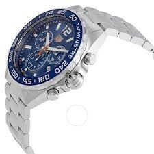 tag heuer formula 1 blue dial chronograph men s watch caz1014 ba0842 tag heuer formula 1 blue dial chronograph men s watch caz1014
