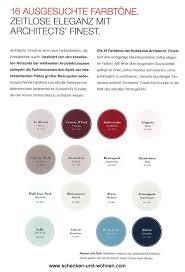 SCHÖNER WOHNEN-FARBE Wand- und Deckenfarbe »Architect's Finest ...