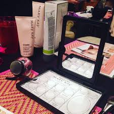 mary kay makeup set with mirror in sierra madre letgo