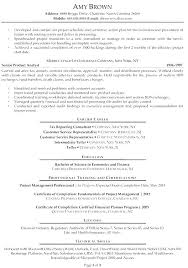 Resume Format On Word Amazing Financial Analyst Resume Finance Analyst Resume Template Tax Sample