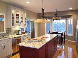 Southern Kitchen Design Gray Cabinets Southern Kitchen Remodel