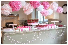 22 Cute U0026 Low Cost DIY Decorating Ideas For Baby Shower Party Baby Shower For Girls Decorations