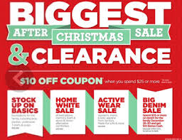 JCPenney Promises Biggest After Christmas Sale | Black Friday Magazine