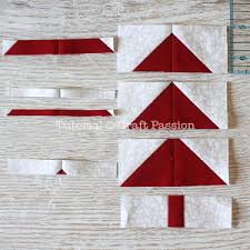 Tree Quilt Block - Free Quilt Pattern | Craft Passion & PREVIOUSHalf ... Adamdwight.com