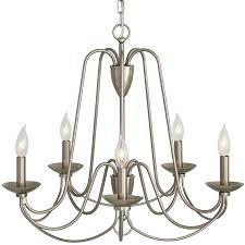 Allen Roth Wintonburg 5 Light Aged Bronze Chandelier Ceiling Fixture Allen Lamps Lighting Ceiling Fans Roth