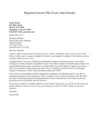 Motivation Letter For Job Example Of Cover Letter For Nursing Job Shocking Motivation Letter