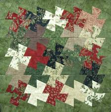 Perfect Patchwork Templates / One Patch Tessellating Windmill & Tessellating Windmill Quilt by Marti Michell Adamdwight.com