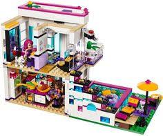 mini pou jouets Éducatifs bloc jouet enfant jeu jouet maison moderne