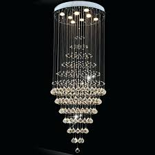 led crystal chandelier lighting cool chandeliers modern font crystals rain drops chrome