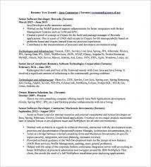 Download Sample Cover Letter For Java Developer Java Developer Www