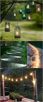 outdoor lighting idea. 10 Outdoor Lighting Ideas \u2013 The Middle Two Would Be Good For Our Long Driveway Idea