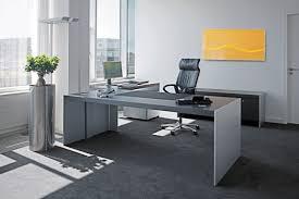 Incredible Cool Office Desk Featuring Computer Design Idea