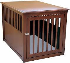 dog crates furniture style. interesting furniture crown pet products crate wood dog furniture end table large size  with mahogany and crates style