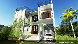 Box House Designs Sri Lanka Box Type House Plans In Sri Lanka New Elevations Kedalla Lk