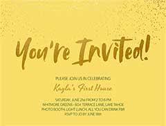 Housewarming Invitation Templates Free Easy To Make
