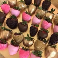 Lunaelidelish  Instagram Photos And VideosBaby Shower Chocolate Strawberries