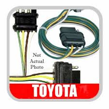 trailer wiring plugs adapters brandsport com toyota tundra trailer wiring converter 2000 2000 2004 hitch converter service kit genuine