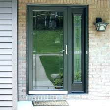 green storm door storm door storm door photo 2 of 6 custom aluminum storm doors screen green storm door