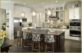Pendant Kitchen Island Lights Kitchen Dewey 3 Light Kitchen Island Pendant Grj Art Deco