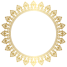 Round Circle Design Pin By Galit Cohen On Frame Clipart Round Border