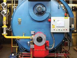 boiler servicing installation for commercial industrial steam recent installations