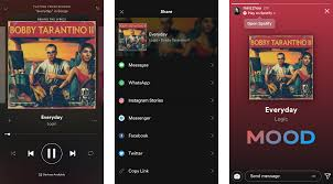 How To Share Spotify Songs To Your Instagram Story Without