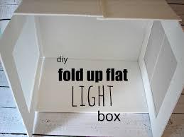 Foldable Light Box Diy Light The World Photography Photo Light Box Diy Box