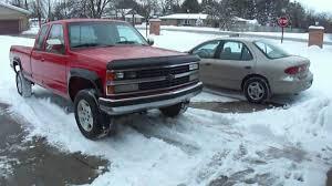 Final vids of 1990 Chevy Heavy Half Restoration - YouTube