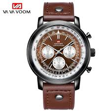 Men's Waterproof <b>Watches</b> for Aeronautical Timing of European and ...