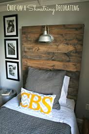 best  twin headboard ideas on pinterest  industrial beds and