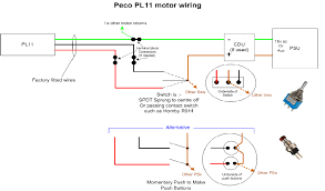 electrical the basic wiring for multiple point motors and their switching is shown below while five motors are drawn they are operated by four switches more switches